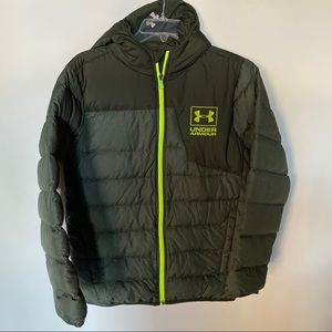 Under Armour Coldgear Down Jacket Youth Large